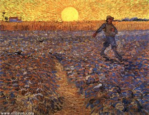 The Sower by Van Gogh